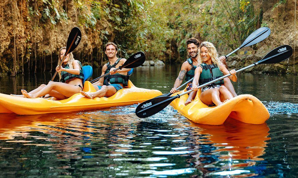 Parques de la Riviera Maya - Xenotes