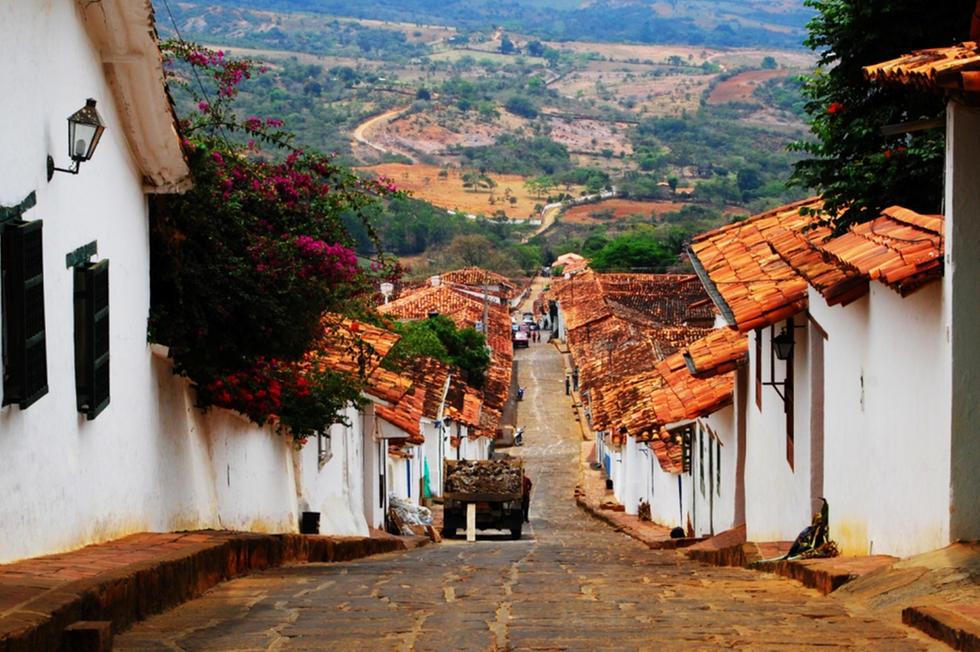 Lugares para pedir matrimonio en Colombia - Barichara