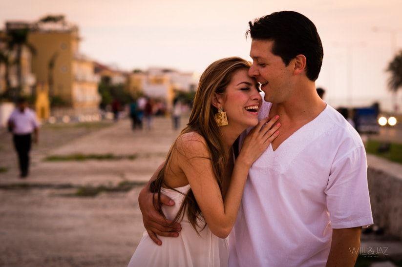Lugares para pedir matrimonio en Colombia - Cartagena