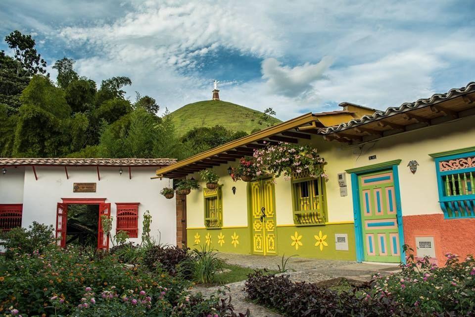 Pueblos cerca a Medellín - Jerico Antioquia