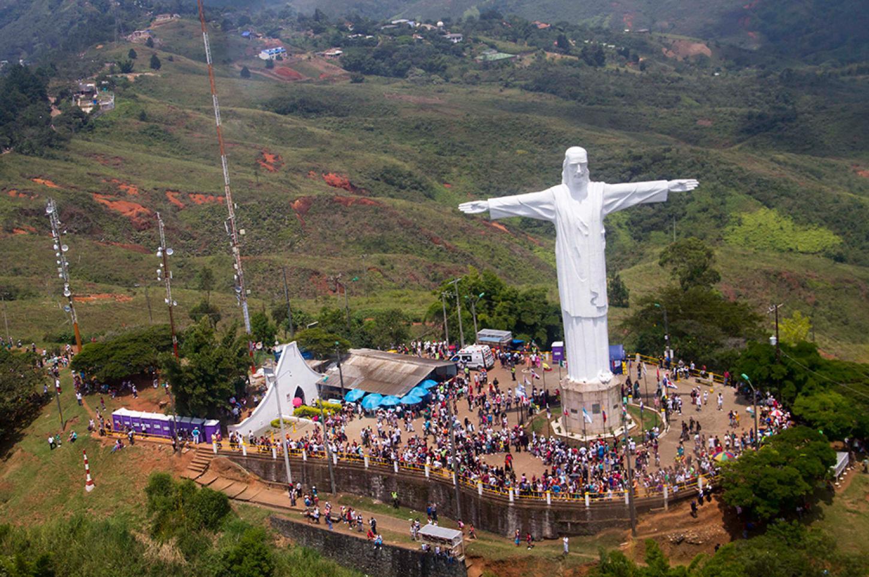 Planes para hacer en Cali - Cerro de Cristo Rey