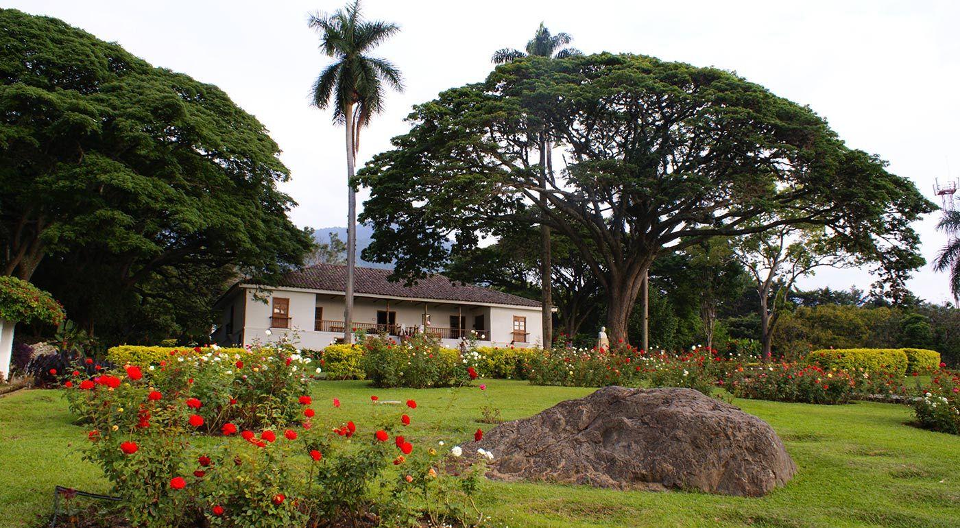 Planes para hacer en Cali - Hacienda El Paraíso