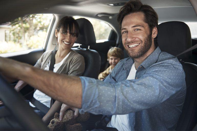 Rentar un auto - Familia