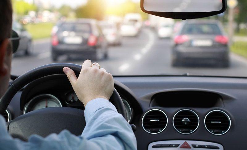 Rentar un auto - Manejar con cuidado