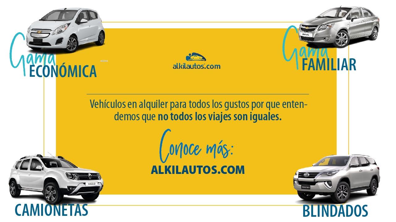 Destinos para viajar con niños - Alkilautos