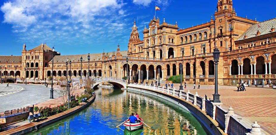 Las mejores ciudades de España - Alquiler de Carros en España