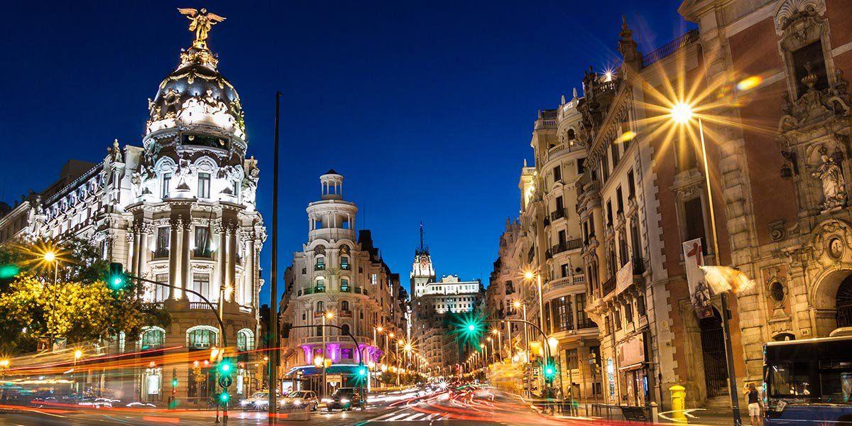 Las mejores ciudades de España - Alquiler de Carros en Madrid