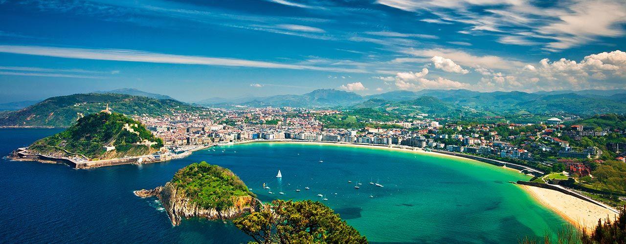 Las mejores ciudades de España - Alquiler de Carros en San Sebastian