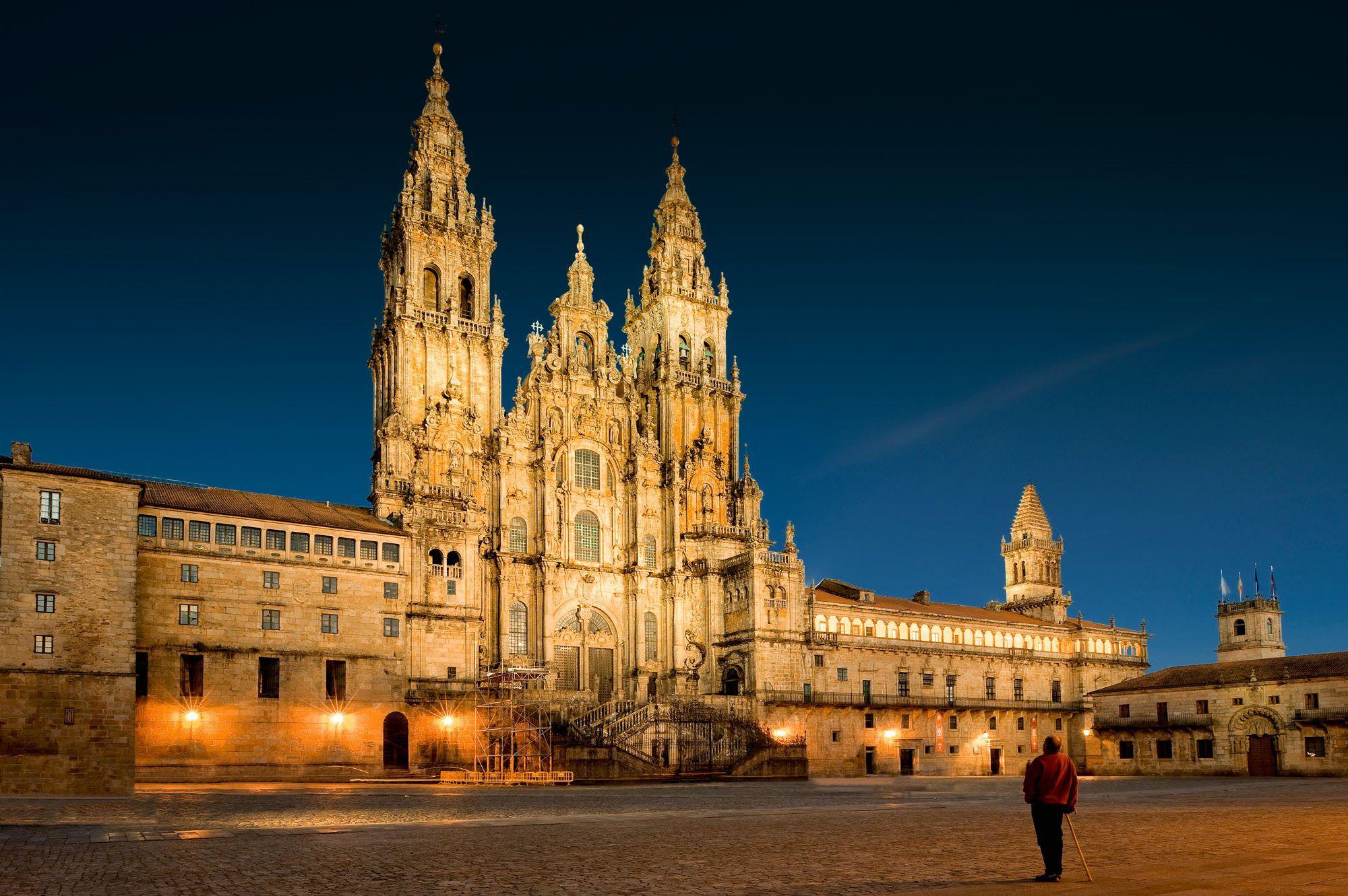 Las mejores ciudades de España - Alquiler de Carros en Santiago de Compostela