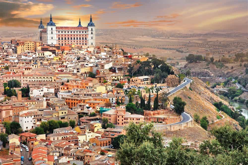Las mejores ciudades de España - Alquiler de Carros en Toledo