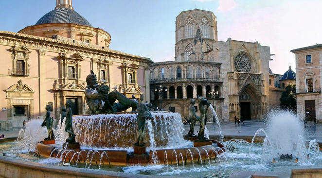 Las mejores ciudades de España - Alquiler de Carros en Valencia