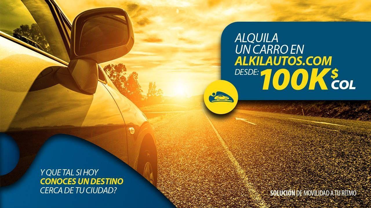 Pasar la noche en Colombia - Alquiler de Carros