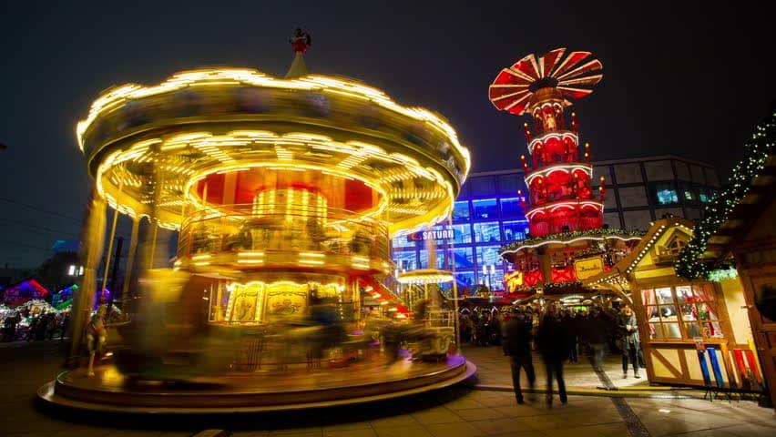 Navidad en Europa - Berlin on Christmas
