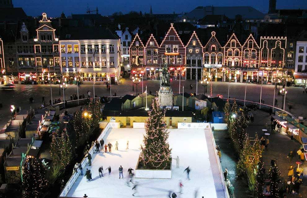 Navidad en Europa - Mercadillo de Brujas