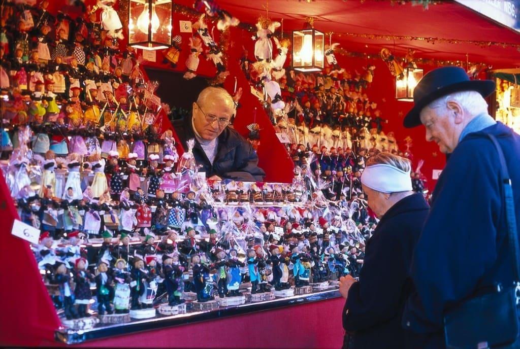 Navidad en Europa - Mercadillo de Nuremberg