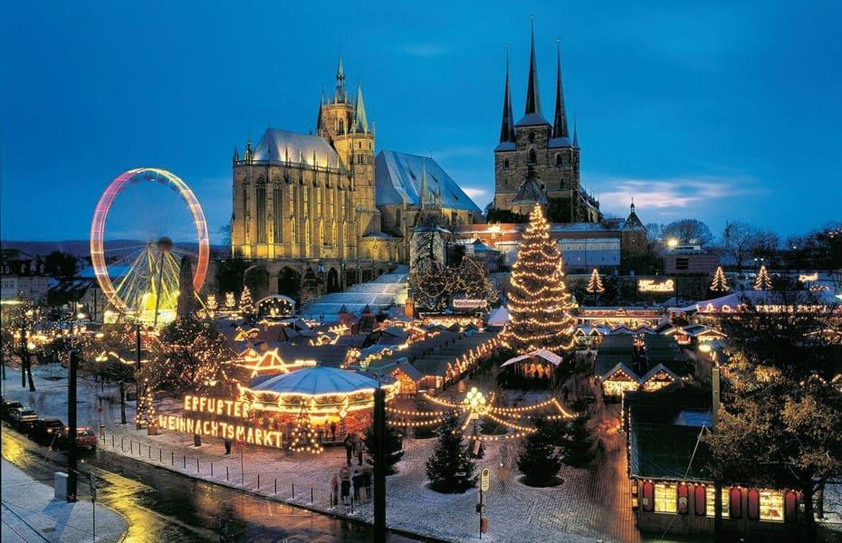 Navidad en Europa - Alquiler de autos