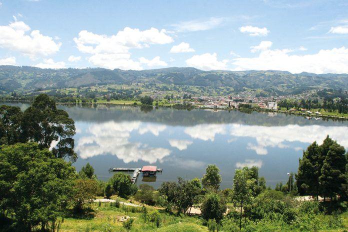 Diciembre en Boyacá - Lago Sochagota