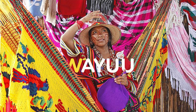 Viajar por La Guajira en carro - Wayuu