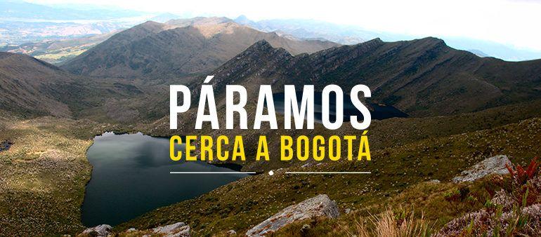 Paramos cerca a Bogotá - Alquiler de carros Alkilautos.com