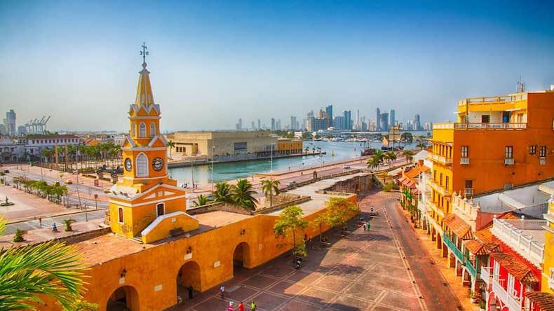Recorrer Colombia por carretera - Alquiler de carros en Cartagena