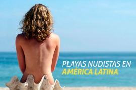 Playas nudistas en Latinoamérica