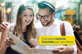 Guía para recorrer Colombia por carretera