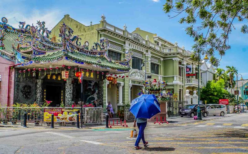 Vacaciones baratas destinos internacionales - Penang