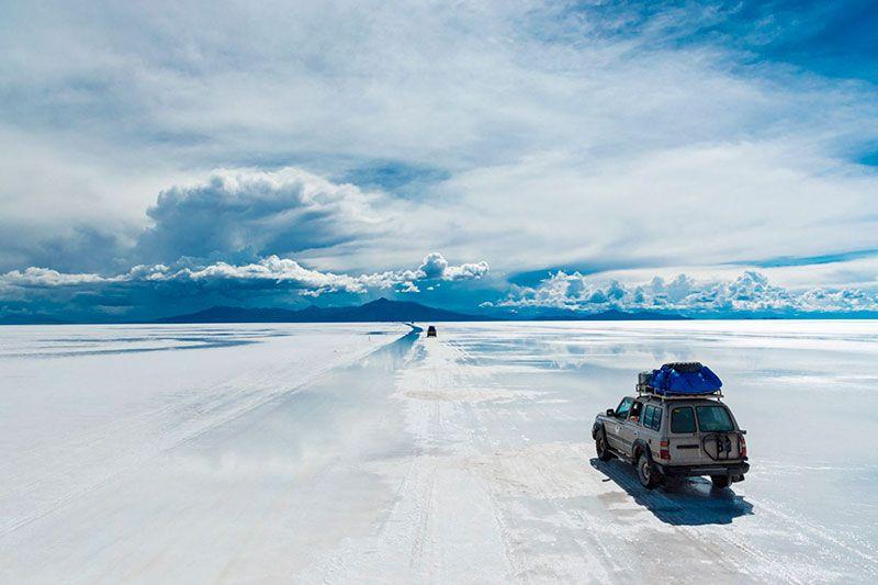Vacaciones baratas destinos internacionales - Salar de Uyuni