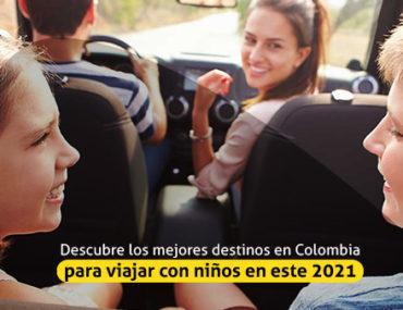 Turismo en familia en Colombia