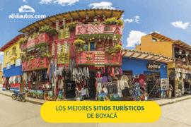 Los mejores destinos de Boyacá