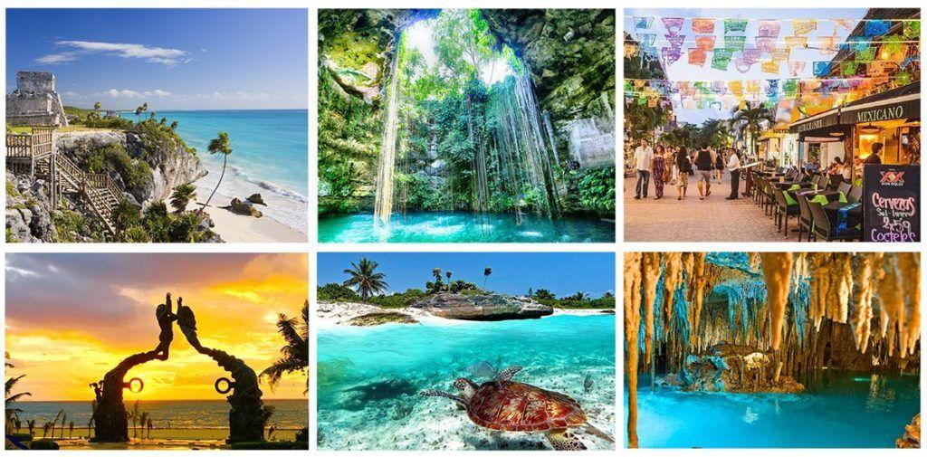 Que hacer en la Riviera Maya - Cancún