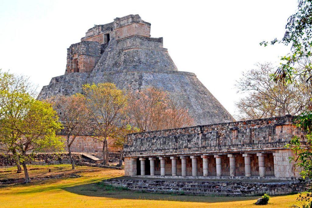 Que hacer en la Riviera Maya - Uchmal