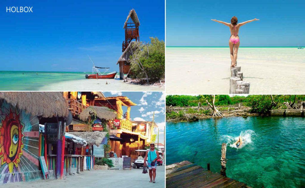 Que hacer en la Riviera Maya - Holbox