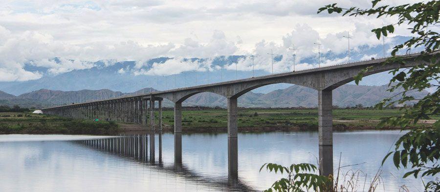Los puentes más destacados de Colombia - Puente Balseadero