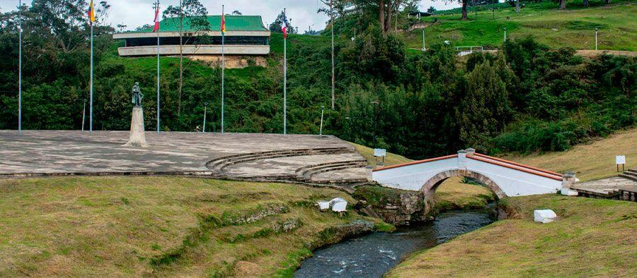 Los puentes más destacados de Colombia - Puente de Boyacá