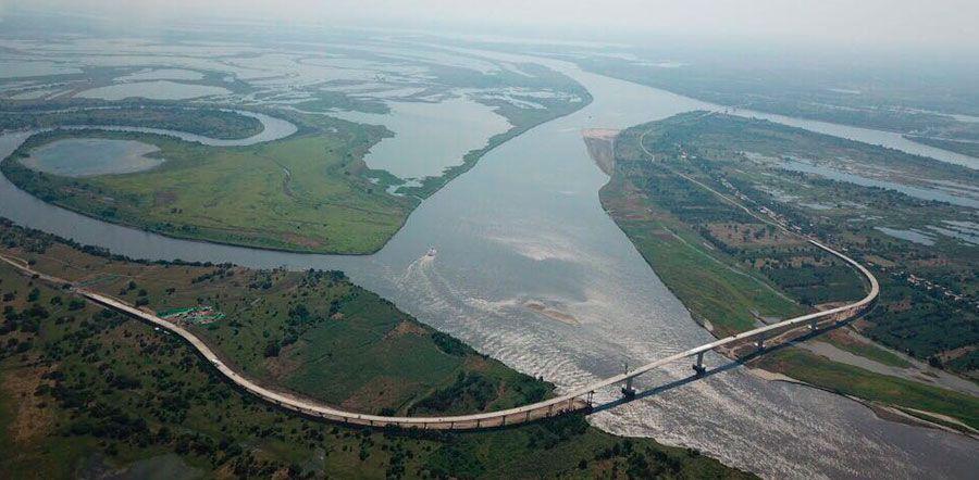 Los puentes más destacados de Colombia - Puente el Roncador