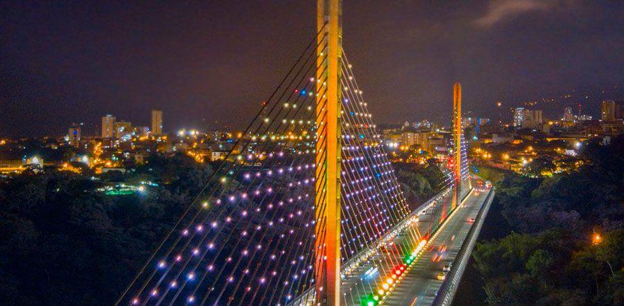 Los puentes más destacados de Colombia - Viaducto Provincial