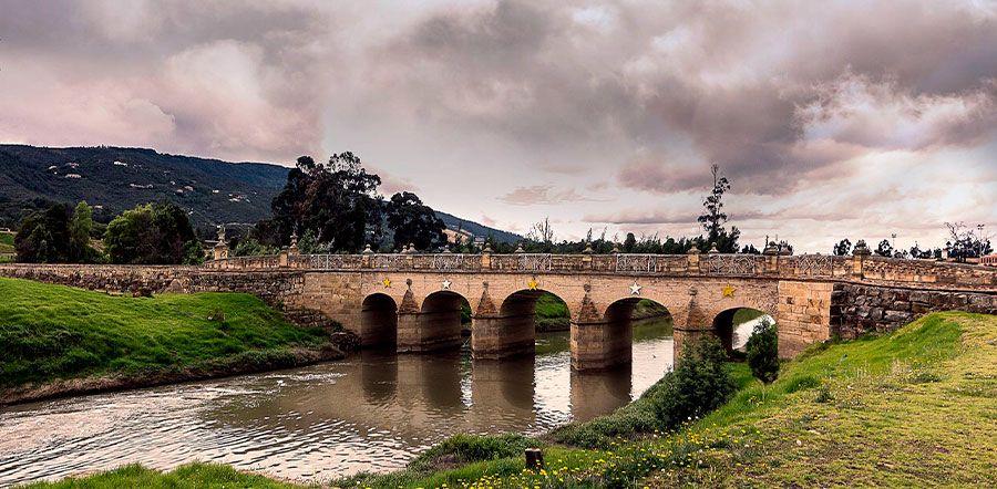 Los puentes más destacados de Colombia - El puente del Común