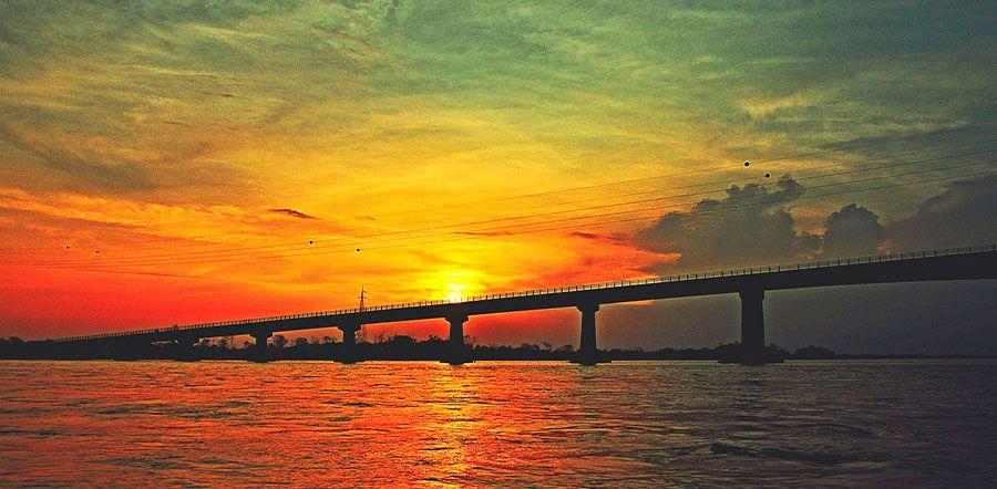 Los puentes más destacados de Colombia - Puente Guillermo Gaviria